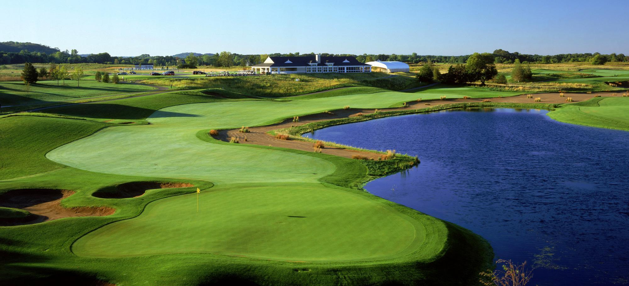 One of America's 100 Greatest Public Courses - Golf Digest (2017/2018 list)